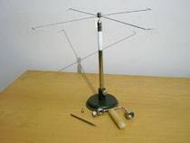 Электрическое поле возле поверхности проводника, ФДЭ-12м