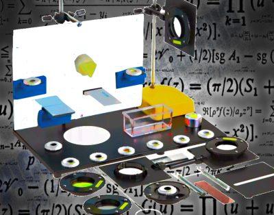 Демонстрационная оптика, набор по оптике, оптика
