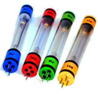 оптика, спектральных, неон, гелий, криптон, водород
