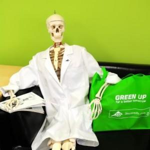 Скелет в тонусе