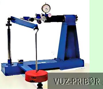 Установка, лабораторная, для определения модуля, сдвига при кручении, физика, механика, техническая