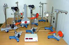 Типовой комплект демонстрационного оборудования по механике ФДМ (FDM)