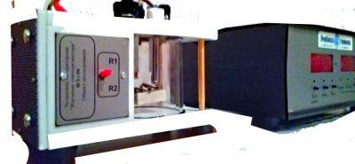электричество и магнетизм, фэ, фэл, Установка учебная лабораторная, ФЭЛ-6