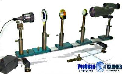 Моделирование, зрительной, трубы, микроскопа, ФПВ