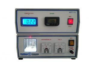 Установка лабораторная, учебная техника, лабораторное оборудование, изучение энтропии, олово, ФПТ1-11
