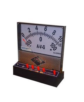 амперметр, вольтметр, гальванометр, демонстрационный, школа, физика,