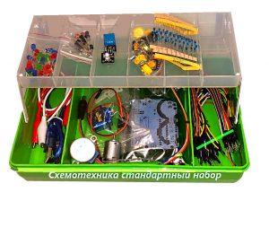 учебная техника, Схемотехника, стандартный, набор, робототехника, учебная, техника